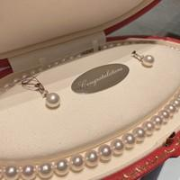 【MIKIMOTO】真珠の贈り物はいかがですか。
