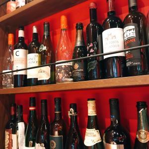 ワインを何杯飲んだかな(・・?)