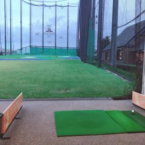整体とゴルフ練習♬