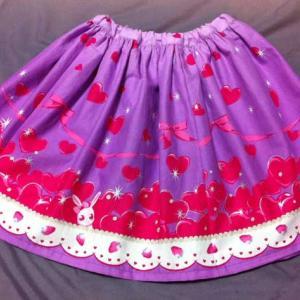 初めての子供服 スカート100サイズ
