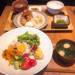 30代女子の悩みと渋谷ランチ@802 CAFE & DINER