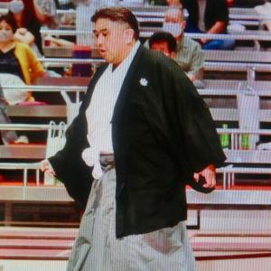 大相撲で珍事が・・