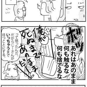 片付ける前に気づいたこと:2019春/日本滞在(104)