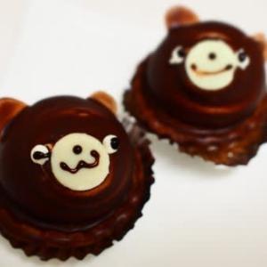 懐かしい狸ケーキ♪