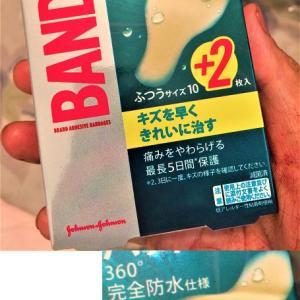 チョコっと摘まんで治す…ダイソーのハイドロコロイド絆創膏は、キズパワーパッドの代わりになるのか?