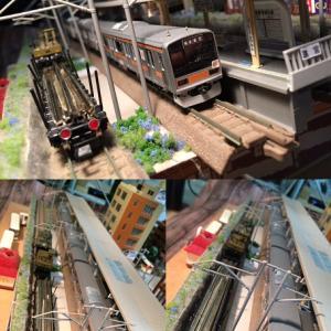 平和な時代こそ「鉄道連隊」…他人と違うジオラマ模型の街の「駅常備貨車」で差別化