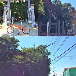 7つの開拓村をまとめた町名の由来は、もちろん神社です…68年前、船橋に合併された「習志野」の土地