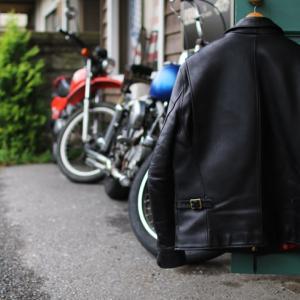 Y2 Leather Horsehide Single Riders Jacket!!
