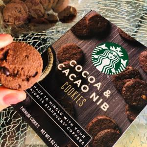 スタバの美味しいクッキー