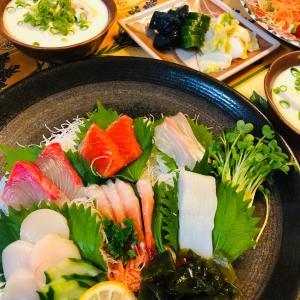 日本でお家ご飯^ ^