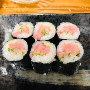 お誕生日のお祝い@sushi