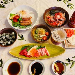 地方の郷土料理と海の幸