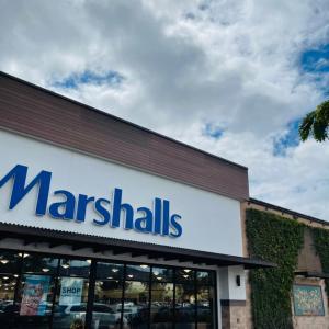 Marshall'sで帰国前のショッピング