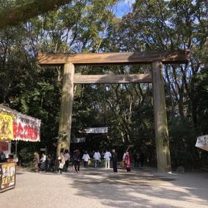 熱田神宮へ ⑨