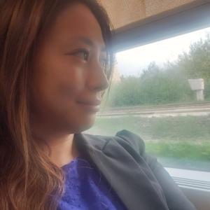 ◆ミラノに帰ってくる前に生姜ジェラート