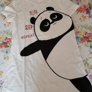 ◆パンダちゃんのロングTシャツ