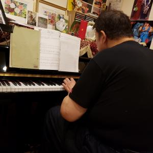 ◆ピアニスト親方