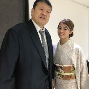 ◆2019年九州場所錦戸部屋千秋楽祝勝会
