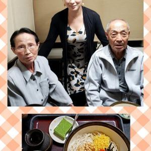 ◆祖父母とおそば