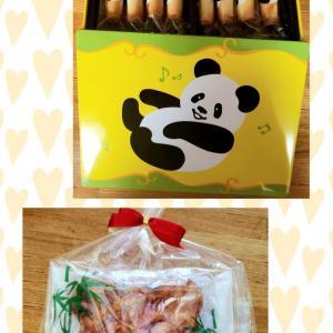 ◆パンダちゃんのお菓子