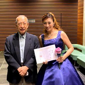 ◆第1回日本クラシック声楽コンコルソ表彰式