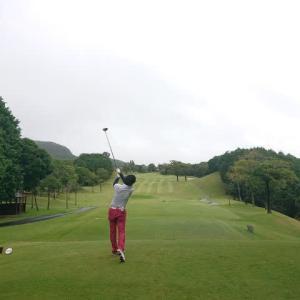 伊勢志摩カントリークラブでゴルフ その1 ~魔のバンカー地獄、トンテキ定食~
