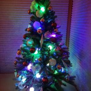 2019 我が家のクリスマスツリー