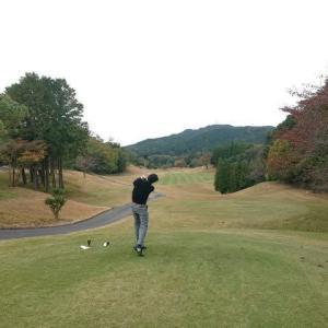 鈴鹿の森ゴルフクラブでゴルフコンペ その1  ~雨の予報・・・、久々の100切りなるか?~