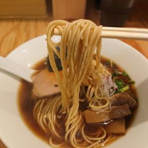 岡崎 銀界拉麺 のしょうゆのラーメン