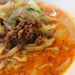 岡崎 中国料理 隆盛の坦々麺