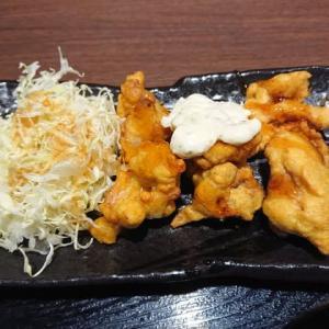 目利きの銀次 東岡崎駅前店の日替わりランチ ~鶏南蛮定食~
