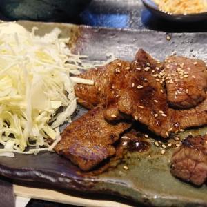 岡崎 焼肉 IZURE 東岡崎 (いづれ)の日替わり焼肉定食 ~ カルビ定食~