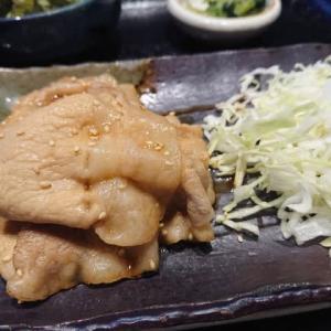 岡崎 焼肉 IZURE 東岡崎 (いづれ)のランチ ~ 豚ロース生姜焼き定食~