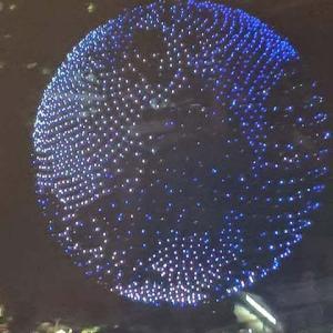 東京2020 オリンピック開会式 ~ドローンで出来た地球、大坂なおみによる聖火点灯、綺麗な花火~
