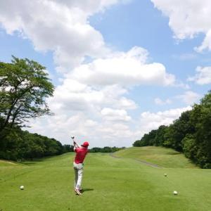ウッドフレンズ 森林公園ゴルフ場でゴルフ ~酷暑の中でのゴルフ、牛肉入り冷麺、100切りなるか?~