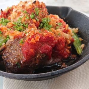 岡崎 小料理屋 エキュメ (ecumer) のランチ ~猪のハンバーグ、辛口ジンジャーエール~