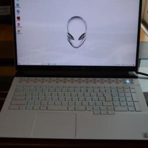 デル アンバサダー限定!Alienware体験モニター当選! その1 ~ALIENWARE M17 R4ゲーミング ノートパソコン~