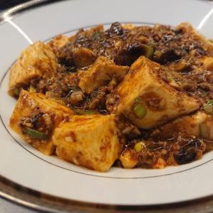 岡崎 中国料理 隆盛の麻婆豆腐