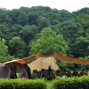 キャンプ 2021