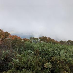 秋の磐梯・安達太良・月山~♪