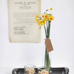 【プチプラ花コーデ】100均で節分の花飾りアイディアまとめ♪
