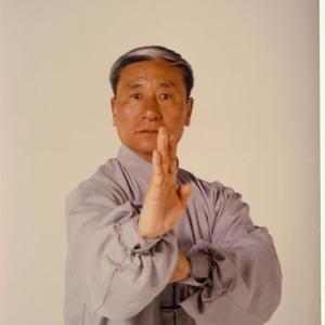 劉方同老師と蔡龍雲老師 2月18日