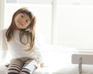 デリケートな子どもはカメレオン!共感力に優れたタイプです