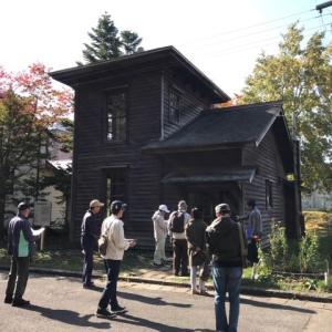 北海道開拓の村たてもの観察会を開催しました。