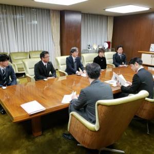北海道鈴木直道知事にお会いしてきました。