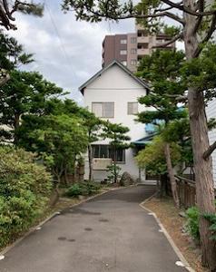 札幌中央区の古民家