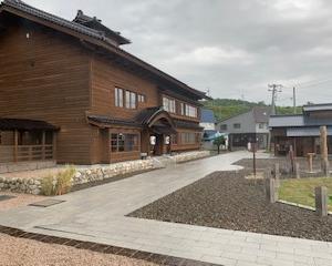 旧川村家番屋