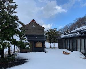 樋口季一郎記念館の冬季開館について