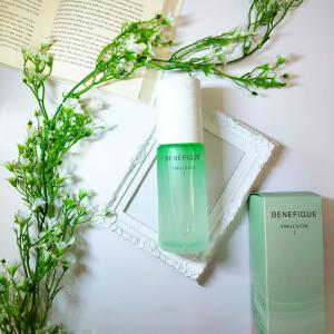 BENEFIQUE EMULSION Ⅰ♡新発想の「透明乳液」