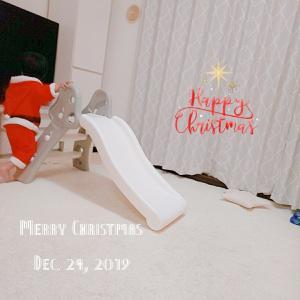クリスマスプレゼント♡2歳2ヶ月の成長